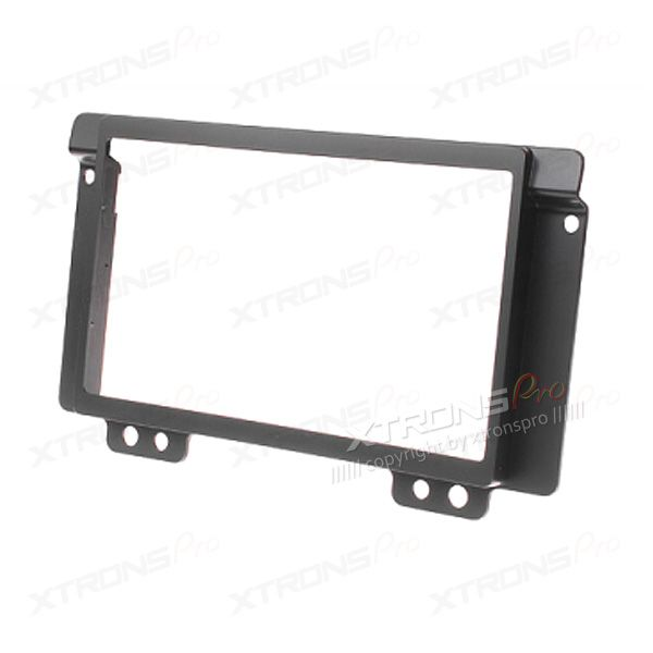 Double Din Fascia/Facia Panel Adapter Plate Fitting Kit for LAND ROVER Freelander