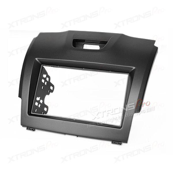 Xtrons Car Audio Double Din Black Facia Adaptor for ISUZU, Chevrolet, Holden