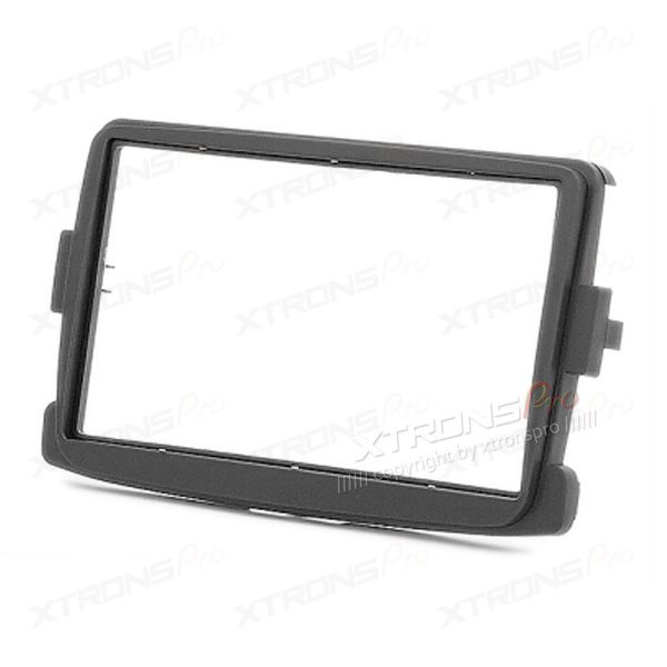 Double Din Car Stereo Fascia Surround Panel for Renault Duster Dacia Duster