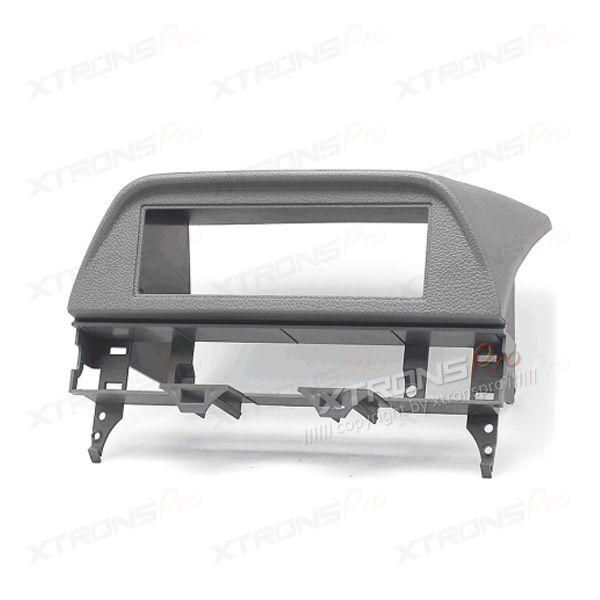 Grey Dash Panel for Mazda, Atenza Radio Stereo Single Din Fascia Panel Kit