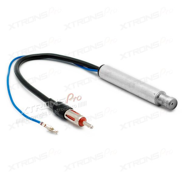 Aerial Antenna Adaptor Lead Cable ISO Wiring Harness for VW / AUDI / OPEL / SKODA / CITROEN / SEAT with phantom power supply