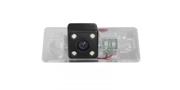Reversing camera custom for Audi TT / A5 / Q5