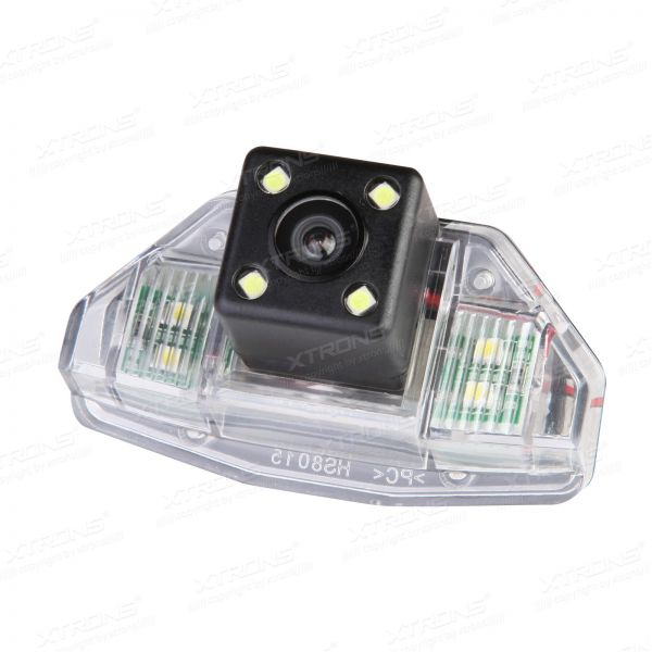 Custom fit reversing camera for Honda Jazz / CRV /Odyssey