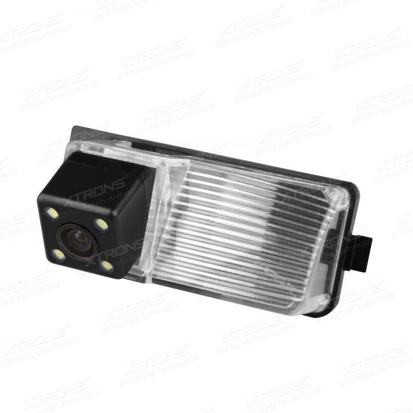 Xtrons CAMNSN001 170° Wide Angle Lens Waterproof Reversing Camera Custom for Nissan Versa / Livina
