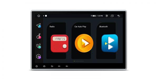 Universal | Ein-Din | Android 10 | Octa Core | 4GB RAM & 64GB ROM | Integrierte 4G-Lösung | DMA105L