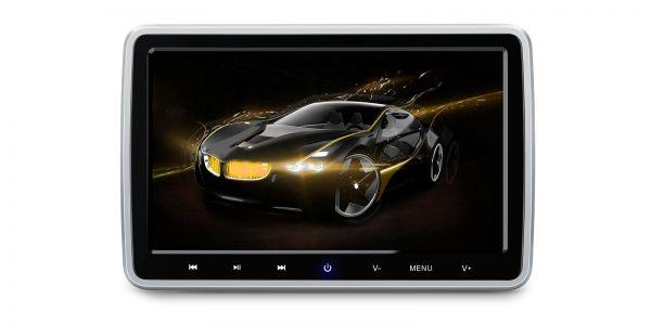10,1 Zoll | Regionsunabhängig | Auto-DVD-Player für Kopfstützen | HDMI-Eingang | HD111