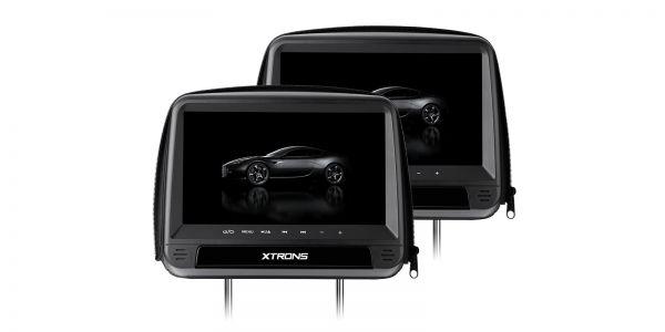 9-Zoll | 2 DVD-Player für Auto-Kopfstützen | HD923BD