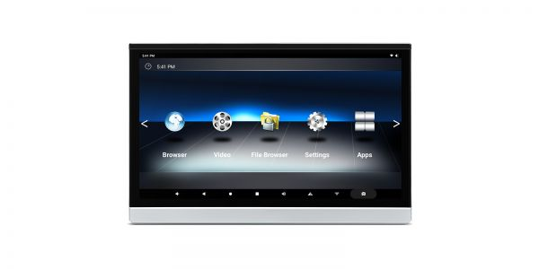 12,5 Zoll   Octa-Core   2GB RAM & 16GB ROM   Touchscreen   Android-Overhead-Player   HM125A