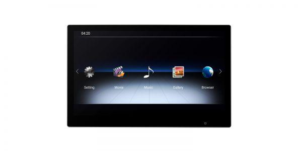 "12.5"" |  Octa-Core | 2GB RAM & 16GB ROM | Touchscreen  | Android Kopfstützen-Player | HM127A"