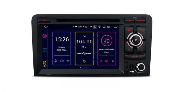 Audi | A3/S3/RS3 | Android 10 | Octa-Core | 4GB RAM & 64GB ROM | IB70AA3R