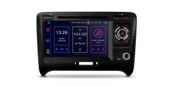 Audi | TT | Android 10 | Octa-Core | 4GB RAM & 64GB ROM | IB70ATTR