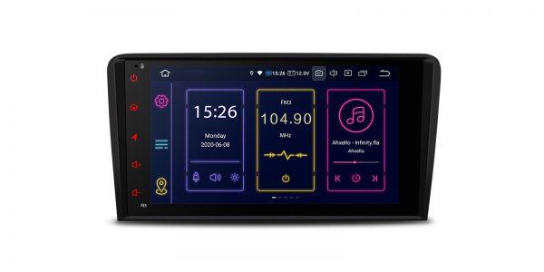AUDI | A3/S3/RS3 | Android 10 | Octa-Core | 4GB RAM & 64GB ROM | IB80A3AL