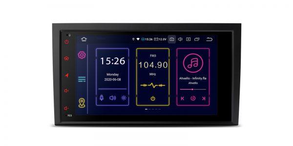 AUDI / SEAT | Verschiedene | Android 10 | Octa-Core | 4GB RAM & 64GB ROM | IB80A4AL
