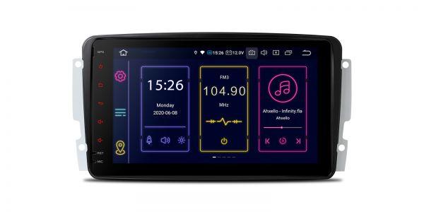 Mercedes-Benz | Verschiedene | Android 10 | Octa-Core | 4GB RAM & 64GB ROM | IB80M203EL
