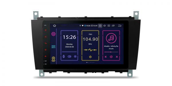 Mercedes-Benz | Verschiedene | Android 10 | Octa-Core | 4GB RAM & 64GB ROM | IB80M209L