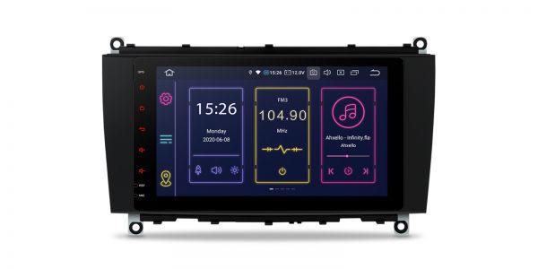 Mercedes-Benz | CLK-CKlasse | Android 10 | Octa-Core | 4GB RAM & 64GB ROM | IB80M209SL