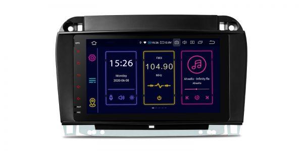 Mercedes-Benz | Verschiedene | Android 10 | Octa-Core | 4GB RAM & 64GB ROM | IB80M220EL