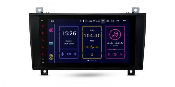 Mercedes-Benz | SLK-Klasse | Android 10 | Octa Core | 4GB RAM & 64GB ROM | IB80M350L