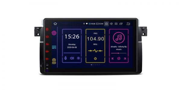BMW / Rover / MG | Verschiedene | Android 10 | Octa-Core | 4GB RAM & 64GB ROM | IB9046BL