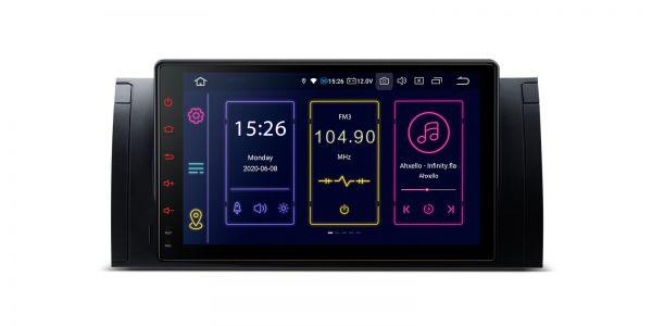 BMW | E53 / E38 | Android 10 | Octa-Core | 4GB RAM & 64GB ROM | IB9053BL