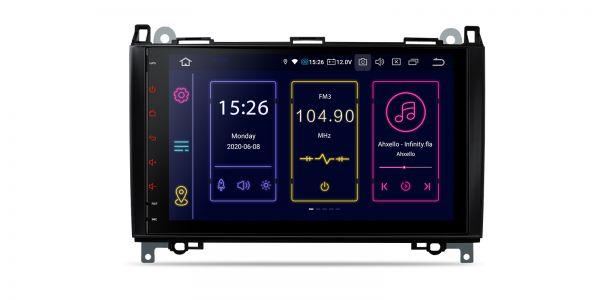 Mercedes-Benz | Verschiedene | Android 10 | Octa-Core | 4GB RAM & 64GB ROM | IB90M245L