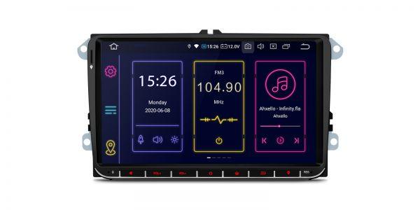 VW / Skoda / Seat | Verschiedene | Android 10 | Octa-Core | 4GB RAM & 64GB ROM | IB90MTVL