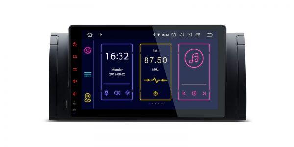 BMW | X5 / E53 | Android 9.0 | Octa-Core | 4GB RAM & 64GB ROM | IB9953BPL
