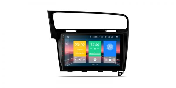 Volkswagen | Golf 7 | Android 10 | Quad-Core | 2GB RAM &16GB ROM | IN10GFVL-LB
