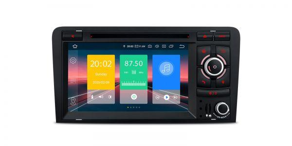 Audi | Verschiedene | Android 10 | Quad-Core | 2GB RAM & 16GB ROM | IN70A3AR