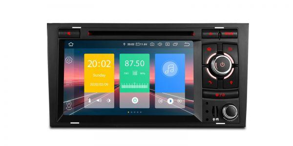 Audi / SEAT | Verschiedene | Android 10 | Quad-Core | 2GB RAM & 16GB ROM | IN70A4AR