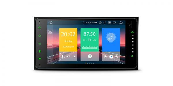 Toyota | Verschiedene | Android 10 | Quad-Core | 2GB RAM & 16GB ROM | IN70HGTL