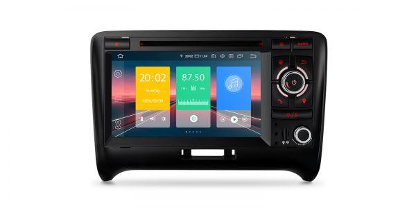 Audi | Verschiedene | Android 10 | Quad-Core | 2GB RAM & 16GB ROM | IN70TTAR