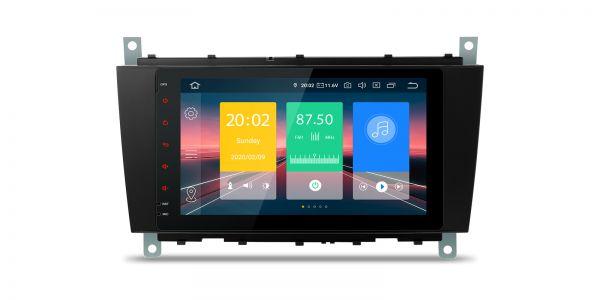Mercedes-Benz | Verschiedene | Android 10 | Quad-Core | 2GB RAM & 16GB ROM | IN80M209L