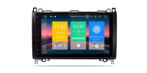 Mercedes-Benz | Verschiedene | Android 9.0 | Quad-Core | 2GB RAM & 16GB ROM | IN99M245PL