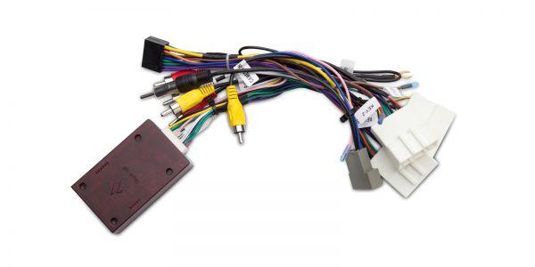 Nissan | Verschiedene | ISO-Kabelbaum | ISONAVI