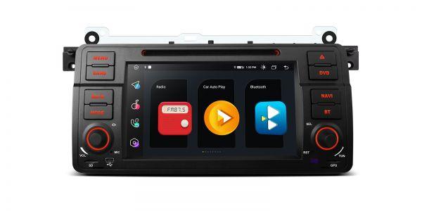 BMW / Rover | Verschiedene | Android 10 | Octa Core | 4GB RAM & 64GB ROM | MA7046B