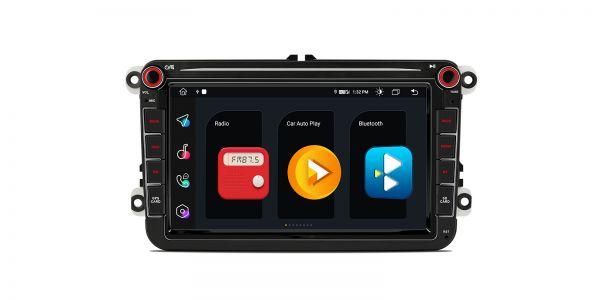 VW / Skoda / Seat | Verschiedene | Android 10 | Octa Core | 4GB RAM & 64GB ROM | MA80MTVL