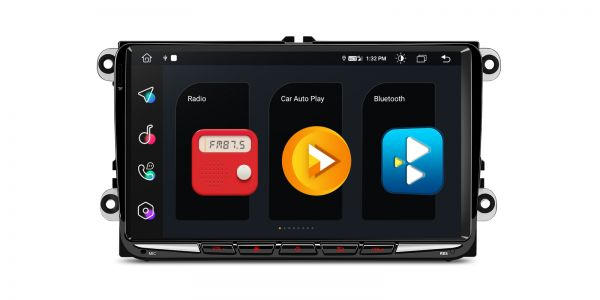 VW / Skoda / Seat | Verschiedene | Android 10 | Octa Core | 4GB RAM & 64GB ROM | MA90MTVL