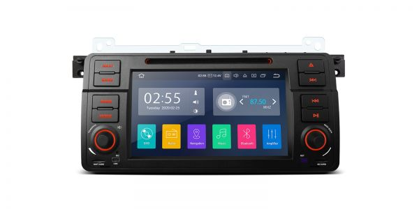BMW | Verschiedene | Android 10 | Quad-Core | 2GB RAM & 16GB ROM | PA7046B