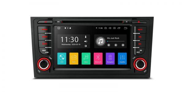 Audi | Verschiedene | Android 10 | Quad-Core | 2GB RAM & 16GB ROM | PA70AA6