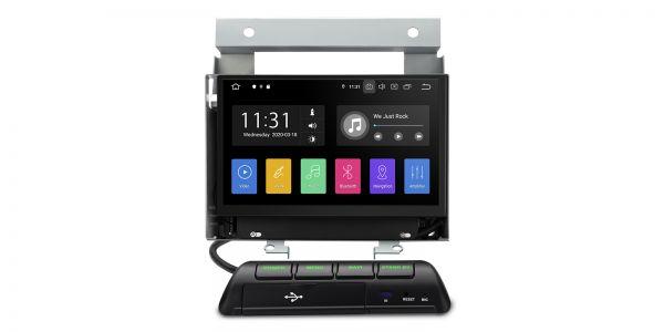 Land Rover | Freelander 10 | Android 9.0 | Quad-Core | 2GB RAM & 16GB ROM | PA70DLRL