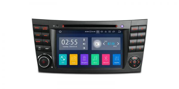 Mercedes-Benz | Verschiedene | Android 10 | Quad-Core | 2GB RAM & 16GB ROM | PA70M211