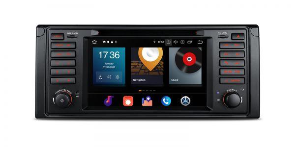 BMW | E39 | Android 10 | Octa-Core | 4GB RAM & 64GB ROM | PBX7039B