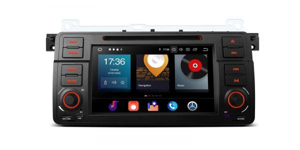 BMW / Rover | Verschiedene | Android 10 | Octa-Core | 4GB RAM & 64GB ROM | PBX7046B