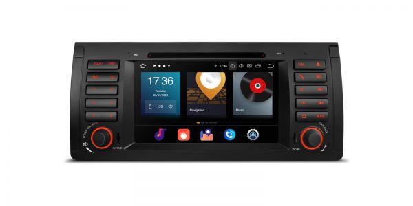 BMW | X5 E53 | Verschiedene | Android 10 | Octa-Core | 4GB RAM & 64GB ROM | PBX7053B