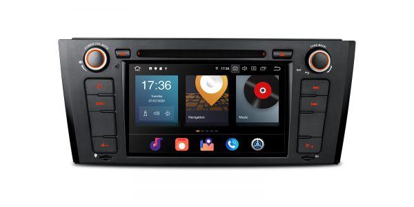 BMW | E81 / E82 / E88 | Android 10 | Octa-Core | 4GB RAM & 64GB ROM | PBX7081B