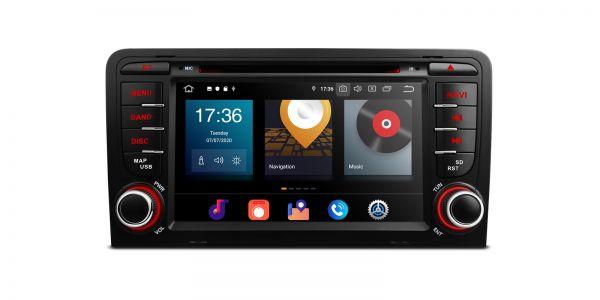 Audi | Verschiedene | Android 10 | Octa-Core | 4GB RAM & 64GB ROM | PBX70AA3