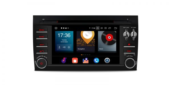 Porsche | Cayenne | Android 10 | Octa-Core | 4GB RAM & 64GB ROM | PBX70CYP