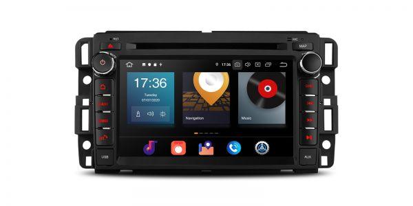 Chevrolet / Buick / GMC / HUMMER | Verschiedene | Android 10 | Octa-Core | 4GB RAM & 64GB ROM | PBX70JCC