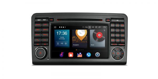 Mercedes-Benz | Verschiedene | Android 10 | Octa-Core | 4GB RAM & 64GB ROM | PBX70M164